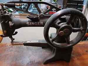 Industrial Singer patching machine .. 1956 Toukley Wyong Area Preview