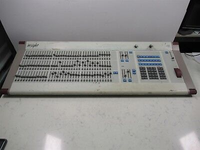 ETC Electronic Theatre Controls Insight 108 INST-108-DMX-000-C Light Board DMX  (Dmx Control Board)