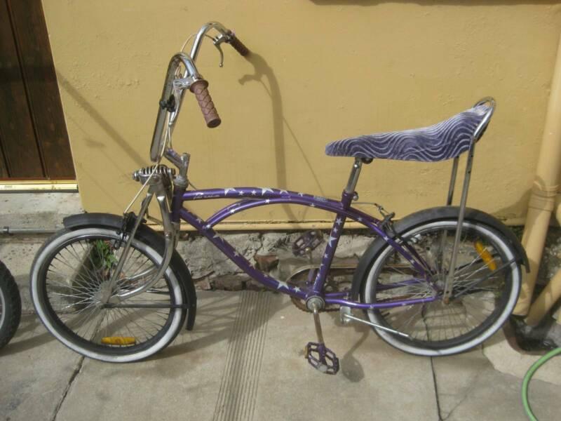 Dragster Brake Front and Rear Set Bicycle Bike Lowrider Malvern Star Vintage