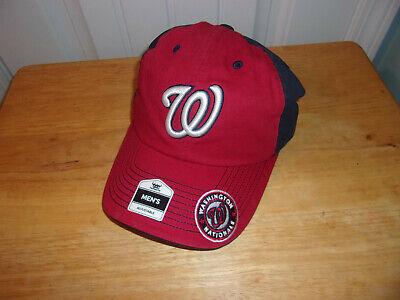 Washington Nationals Hat Cap NWT MSRP $17.99 Free Shipping!