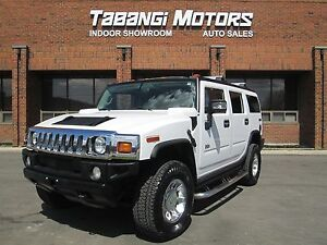 2003 Hummer H2 4X4 | DUAL DVD | LEATHER | SUNROOF |