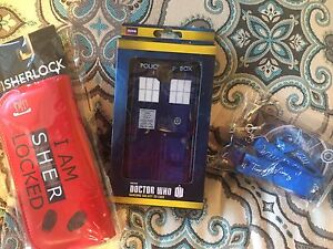 Galaxy 3s doctor who case and lanyard