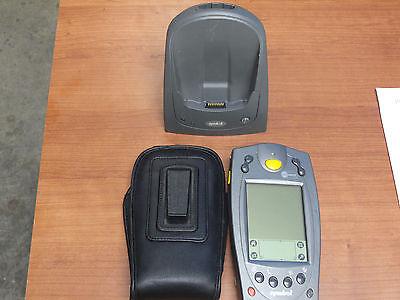 Symbol N410 Hand Held Laser Barcode Scanner W Holster