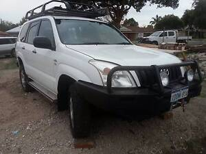 2009 Toyota Prado GX with all the fruit Bentley Canning Area Preview