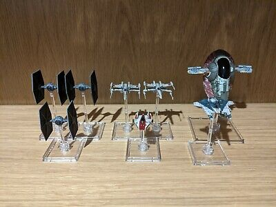Star Wars X-Wing Miniatures Game 2nd Edition Collection