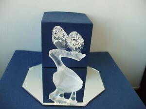 SWAROVSKI SCS 1987 LOVEBIRDS.