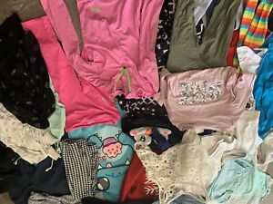 Girls clothes 50 plus items BRAND names