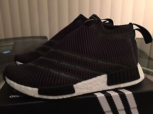 adidas x White Mountaineering NMD City Sock (S80529) Size US 8