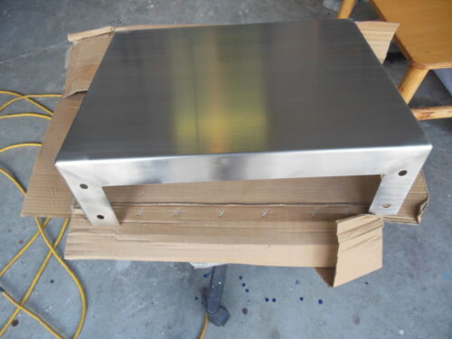 "Stainless Steel Commercial Kitchen Wall Shelf Restaurant Shelving 20""X16""x6"""