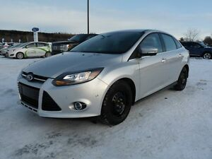 Ford Focus Berline 4 portes Titane