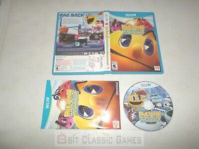 Pacman Ghostly Adventures   COMPLETE   - NINTENDO Wii U - 511