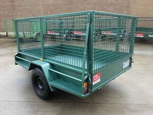TRIK TRAILERS - HIRE TRAILERS Bayswater Knox Area Preview