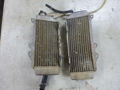 2011 Kawasaki KX250f radiators kx 250f cooling