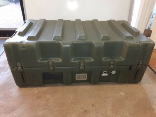 US Military Pelican-Hardigg Mobile Armory Case