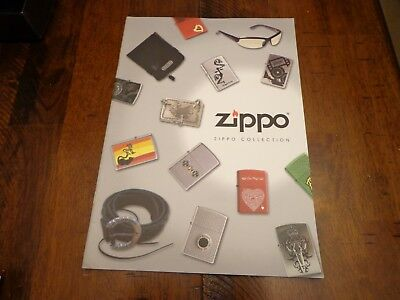 KOREA ZIPPO LIGHTER CATALOG UNUSED