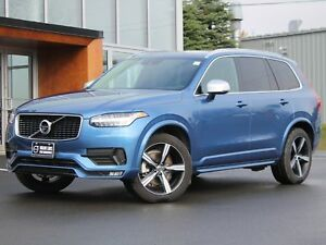 2018 Volvo XC90 T6 R-Design AWD | FULL VOLVO WARRANTY TO 160K