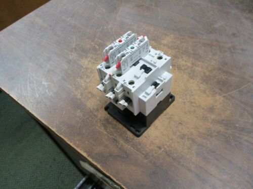 Danfoss Contactor CI 45 110V Coil 80A 600V w/ (2) Aux Contact Used