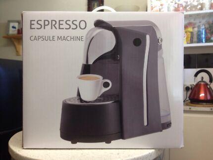 Coffee machine  Ascot Brisbane North East Preview