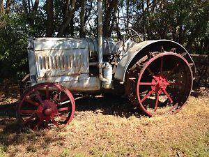 1926? 1530 McCormick Deering Tractor $2000