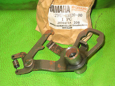 YAMAHA YTM225 1983 1984 TRI-MOTO SHIFT SHAFT LEVER ASSEMBLY OEM # 29U-18120-00