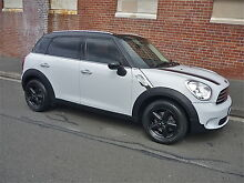 2011 Mini Countryman Automatic Turbo Diesel North Hobart Hobart City Preview