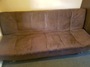 Sofa bed which easily coverts into a comfortable bed Botany Botany Bay Area Preview