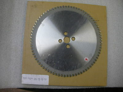 Circular Saw Blade 11 80 Teeth 1 Arbor 15atb .085 Plate .125 Kerf - New