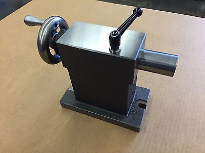 6.50 Center Index Designs Tailstock Fadal Okuma Troyke Tecnara Nikken Haas