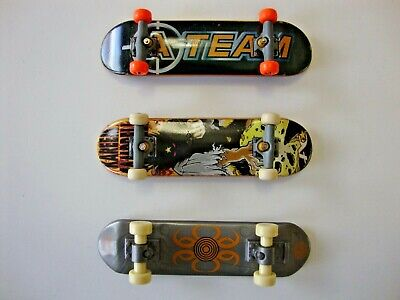 "Two Tech Deck ""A-Team & Kareem  Finger Boards"
