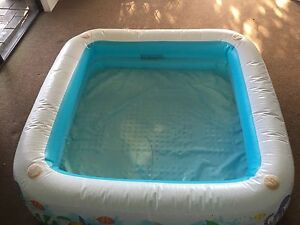 Intex sun shade pool Stirling Stirling Area Preview
