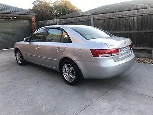 2007 Hyundai Sonata Sedan in excellent mechanically Glenroy Moreland Area Preview