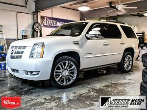 2013 Cadillac Escalade Platinum SPENT WINTERS IN FLORIDA!