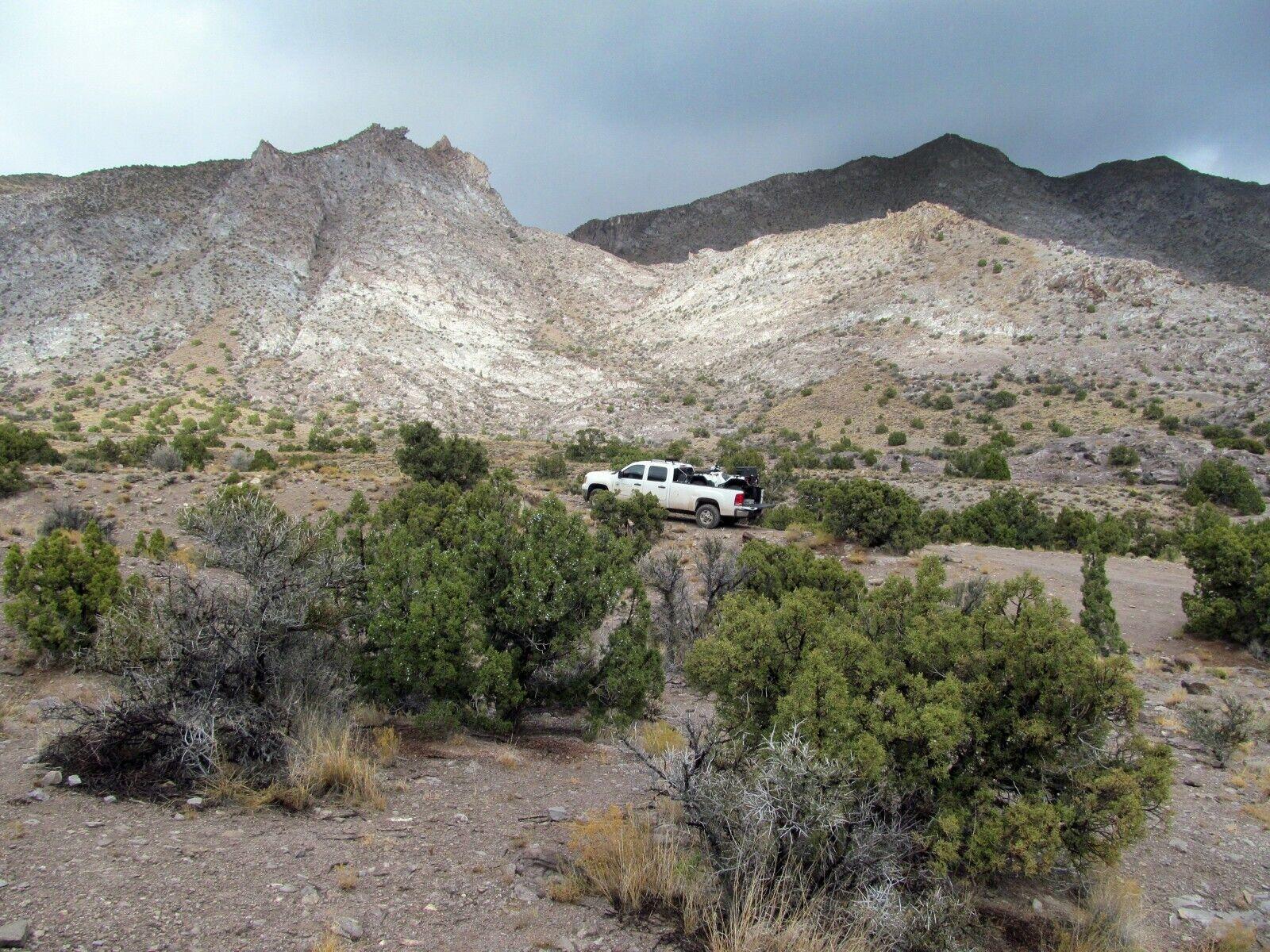 Utah Topaz Semi Precious Gemstone Mining Claim Placer Mine Juab UT Rockhound NR  - $406.00