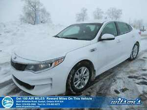 2018 Kia Optima LX - Bluetooth, Heated Seats, Steering Radio Con