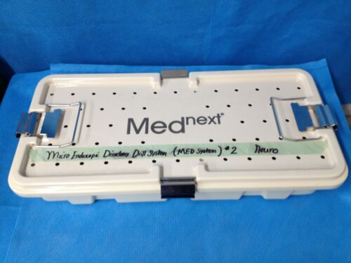 MEDnext Micro Endoscopic Dissectomy Drill System