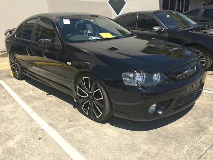 ALLOY WHEELS SUIT Ford Falcon BF XR6 BA, FG,XR8,FPV TURBO Browns Plains Logan Area Preview