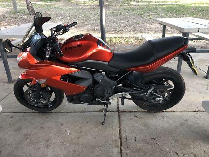 2011 Kawasaki Ninja 650 ABS