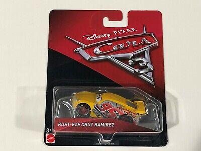 Disney Pixar Cars 3 - Rust-eze Cruz Ramirez New Sealed HTF