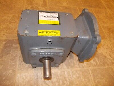 Boston Gear F718 Speed Reducer 56c Face 51 Ratio With Posivent Feature