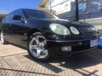 2001 Lexus GS300 Sedan