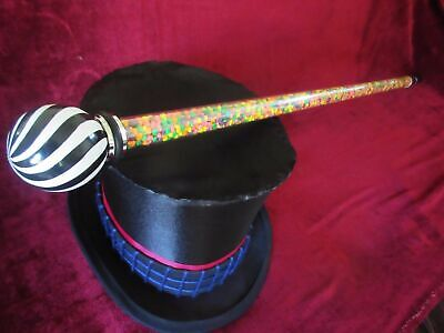 Willy Wonka Cane Replica - Cosplay Prop - Size 25