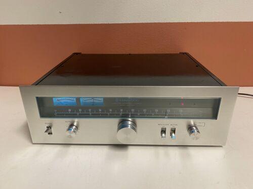 Kenwood KT-7300 AM/FM Stereo Tuner, Excellent!