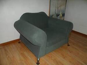 Comfortable 1 sitter chair in good condition,green FREE ! Lilyfield Leichhardt Area Preview