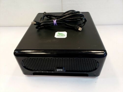 Drobo Pro 8-Bay DRPR1-A NAS. FireWire USB Ethernet iSCSI No Hard drives