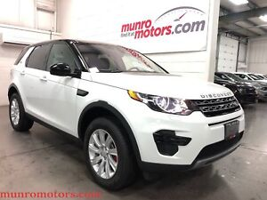 2018 Land Rover Discovery Sport SE NAVIGATION COLD CLIMATE PACKA