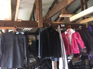 Assorted jackets