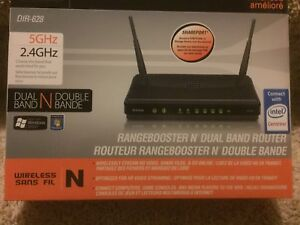 D-LINK DUAL BAND N ROUTER