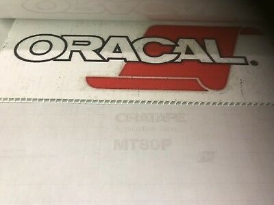 Oracal Mt80p Application Transfer Tape