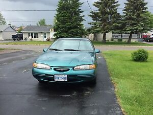 1996 FORD THUNDERBIRD LOW KM *CERTIFIED*