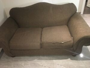 Very Comfortable Love Seat